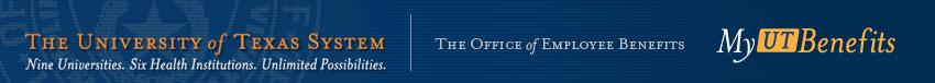 The University of Texas System - Office of Employee Benefits